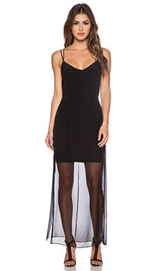 Bailey 44 Weary Willie Dress in Black
