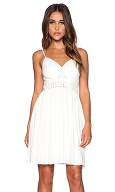 Bailey 44 Carousel Dress in White
