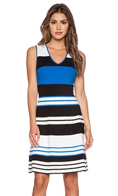 Bailey 44 Safetynet Dress in Stripe