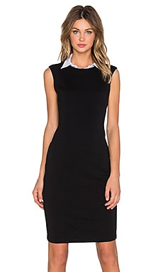 Bailey 44 Hepburn Dress in Black