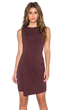 Bailey 44 The Grand Dress in Merlot