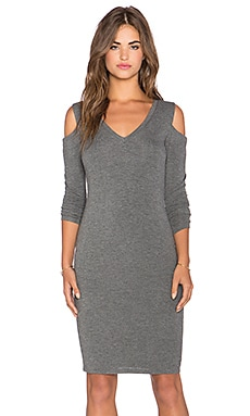 Muriel Dress in Marengo
