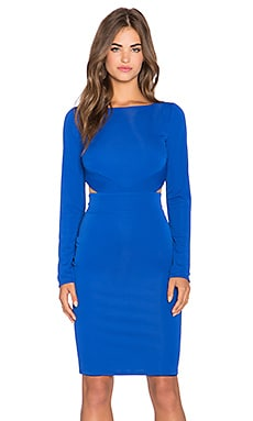 Valerie Dress in Royal