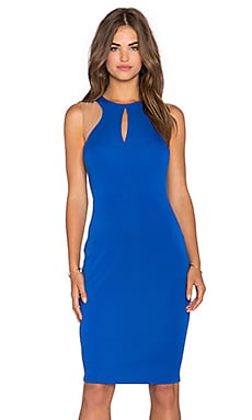 Dylan Dress in Royal