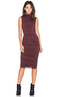 Bailey 44 Ludlow Dress in Merlot