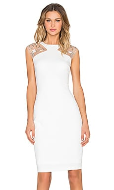 Bailey 44 Disassemble Dress in Cream
