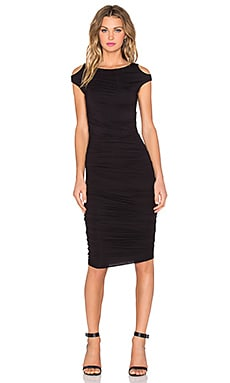 Bailey 44 Cyclades Dress in Black