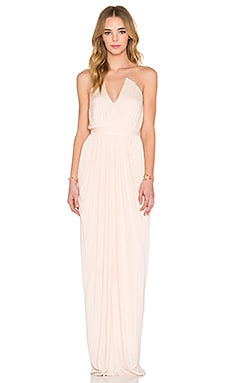 Grandeur Dress in Blush