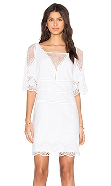 Bailey 44 Waddeson Dress in Chalk