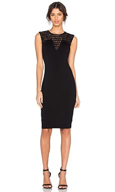 Standen Dress en Noir