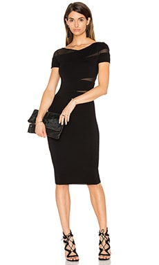 Delap Dress en Noir