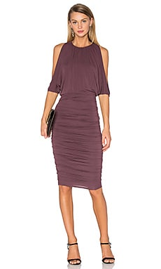 Advance Dress in Plum