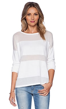 Bailey 44 Maasai Mara Sweater in Star White