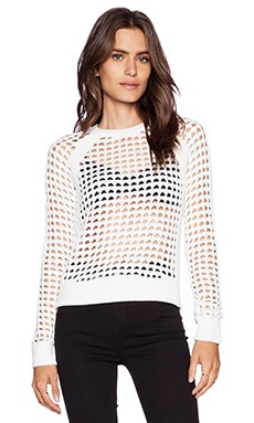 Bailey 44 Nairobi Sweater in Star White