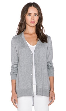 Bailey 44 Caselli Cardigan in Light Heather
