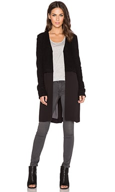 Bailey 44 Cheryl Cardigan in Black