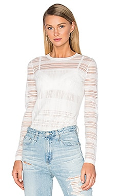 Bailey 44 Two Way Street Sweater in Chalk