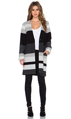 Bailey 44 Gramercy Coat in Grey Multi