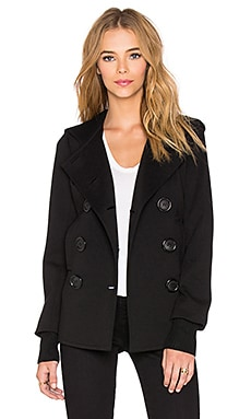 Bailey 44 Congo Coat in Black