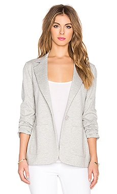 Jane Jacket in Heather Grey