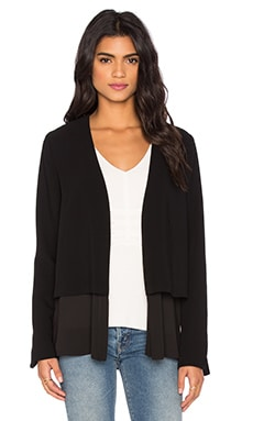 Jojoba Blazer in Black