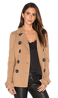 Coven Jacket in Camel