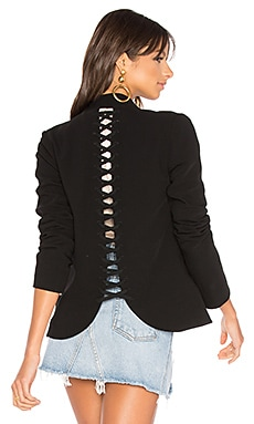 San Juan Jacket in Black
