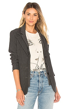 Crown Jewel Pinstripe Jacket