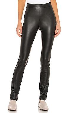 Lela Vegan Leather Pant Bailey 44 $228