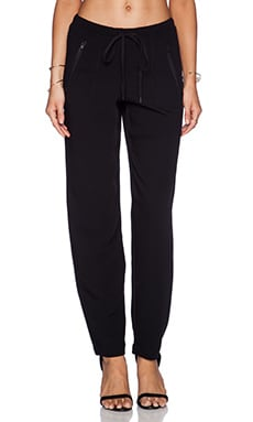 Bailey 44 Puzzler Pant in Black