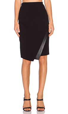 Bailey 44 Meryl Skirt in Black
