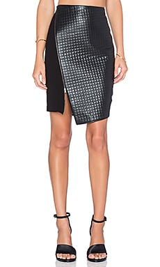 Bailey 44 Serendipity Skirt in Black