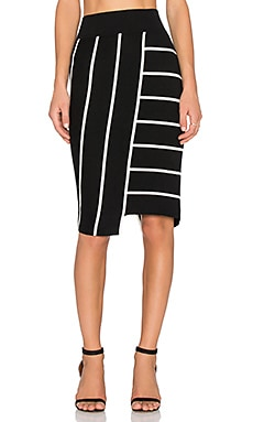 Bailey 44 Skyline Skirt in Black