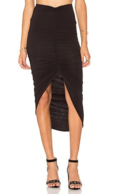 Bailey 44 Zanzibar Skirt in Black
