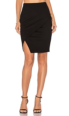 Wallace Skirt in Black