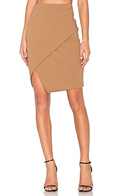Wallace Skirt in Camel