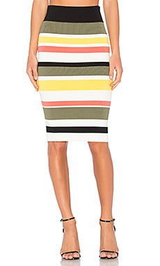 Varadero Sweater Skirt in Multi