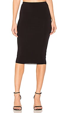 St Martin Skirt in Black