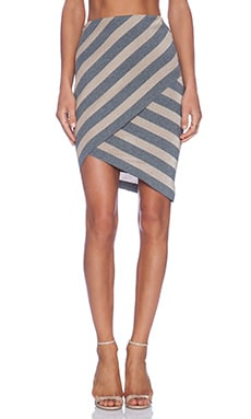 Bailey 44 Salsa Skirt in Camel
