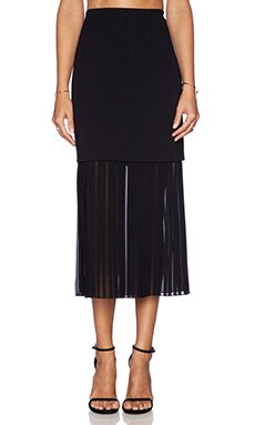 Bailey 44 Nairobi Skirt in Black