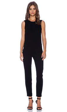 Bailey 44 Mental Agility Jumpsuit in Black