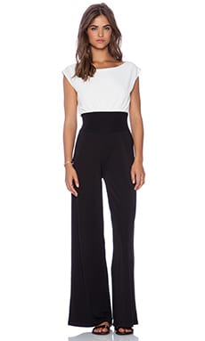 Bailey 44 Codeword Jumpsuit in White