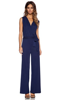 Bailey 44 Nautical Jumpsuit in Navy