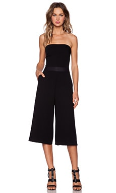 Bailey 44 Cardinale Cullote Jumpsuit in Black