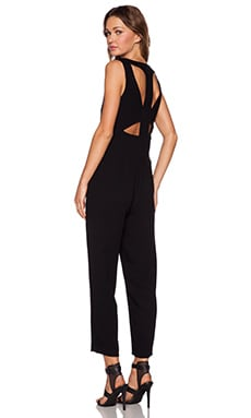 Bailey 44 Gino Jumpsuit in Black