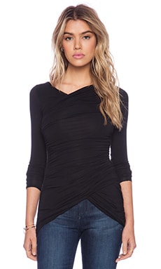 Bailey 44 Full Moon & Empty Arms Top in Black