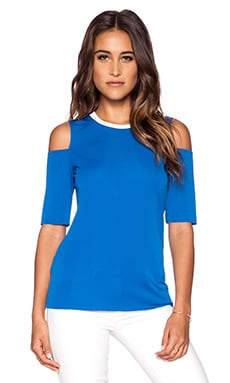 Bailey 44 Trainer Top en Cobalt