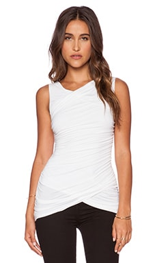 Bailey 44 Tight Rope Walker Top en Blanc