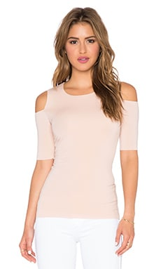 Bailey 44 Solid Tiger Lily Top in Blush