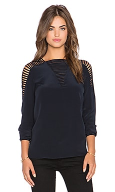 Bailey 44 Edie Top in Navy